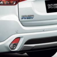 2016 Mitsubishi Outlander PHEV facelift introduced