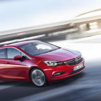2016 Opel Astra official info and photos