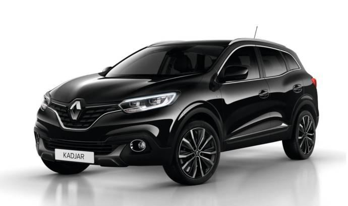 2016 Renault Kadjar UK starting price