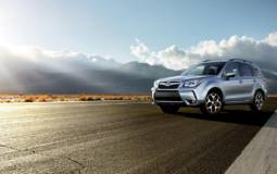 2016 Subaru Forester updated