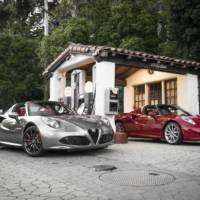 Alfa Romeo 4C US prices announced