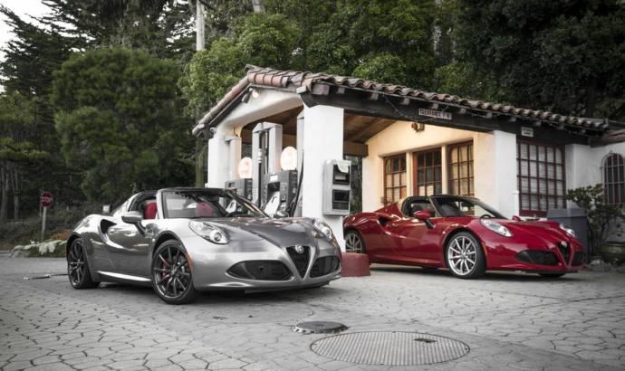 Alfa Romeo 4C US prices announced
