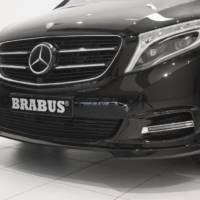 Brabus Mercedes V-Class tuning kit