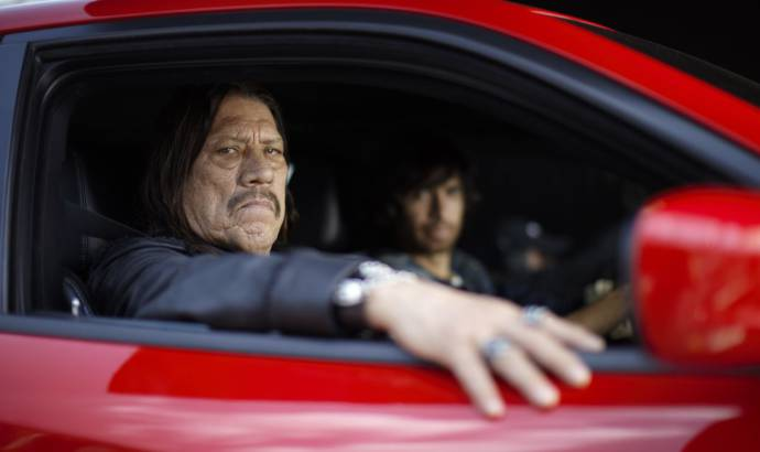 Danny Trejo stars in another funny Dodge commercial