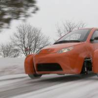 Elio P5 three-wheeler will return 84 mpg