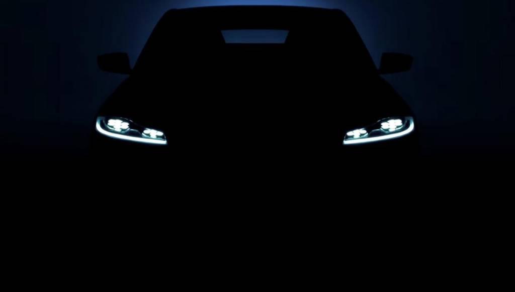 Jaguar F-Pace - First video teaser