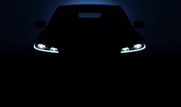 Jaguar F-Pace - First video teaser