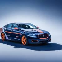 Jaguar XJR Rapid Response Vehicle introduced at Goodwood