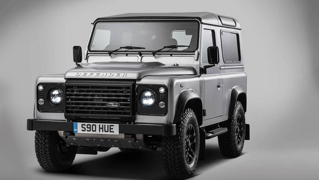 Land Rover Defender reaches 2 million units