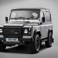Land Rover Defender reaches 2 million units