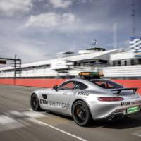 Mercedes-AMG GT Safety Car for DTM
