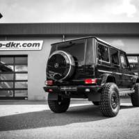 Mercedes-Benz G63 AMG modified by mcchip-dkr