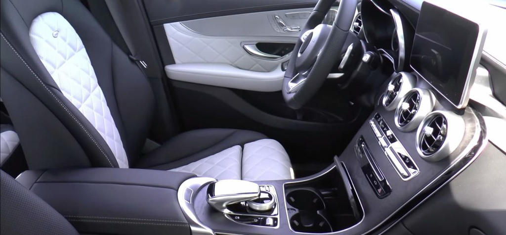 Mercedes-Benz GLC - Spied inside and out (+Video)
