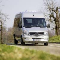 Mercedes-Benz Sprinter Edition celebrates 20 years