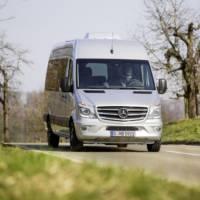 Mercedes-Benz Sprinter Edition celebrates 20 years