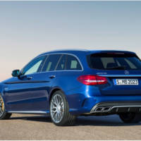 Mercedes C63 AMG Estate challenges Audi RS4 Avant