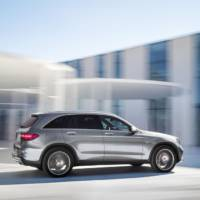 Mercedes GLC - official images and info