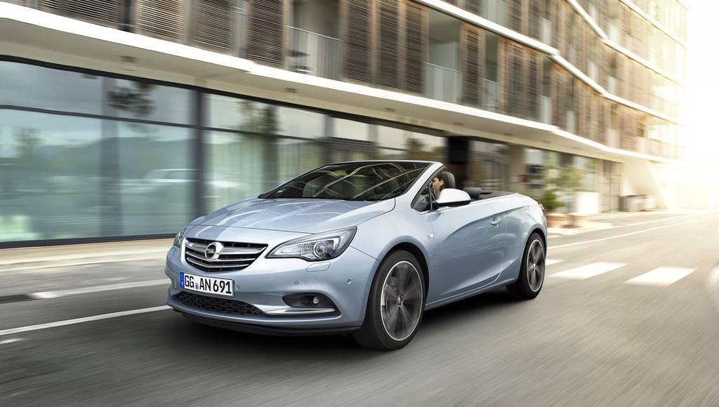 Opel Cascada 2.0 CDTI updated
