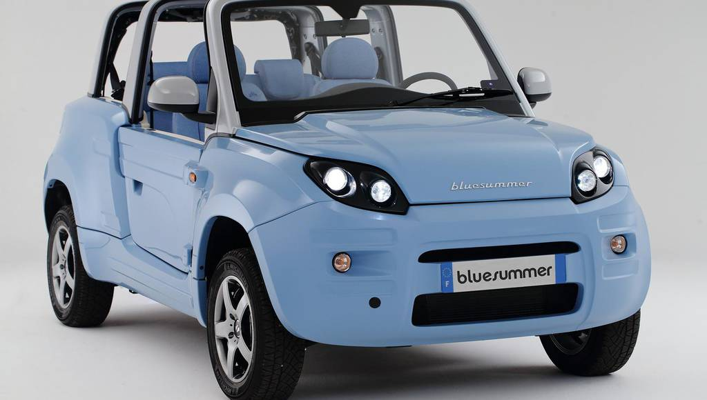 PSA Peugeot-Citroen and Bollore partner for urban electric vehicle