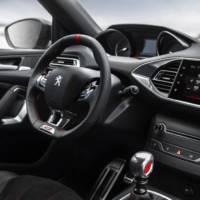 Peugeot 308 GTi revealed