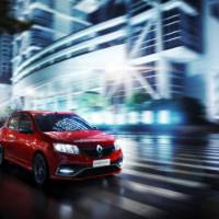 Renault Sandero RS officially unveiled