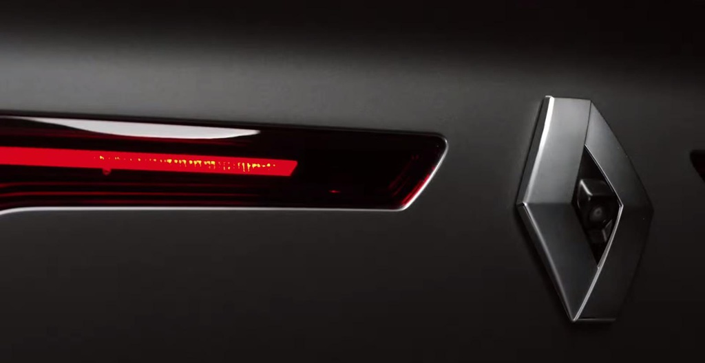 Renault Talisman officially announced