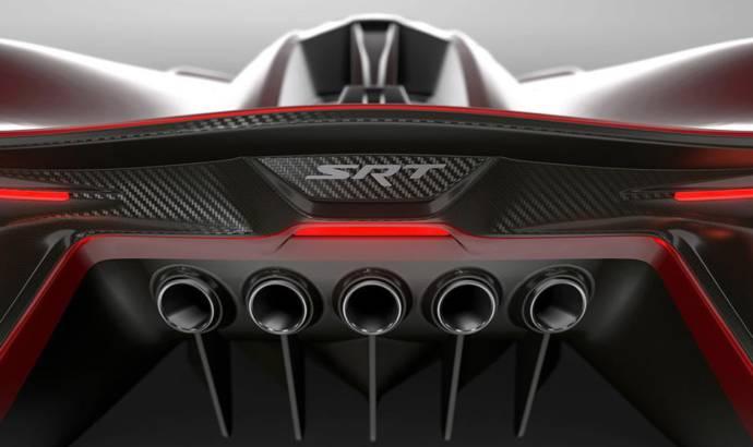 SRT Tomahawk Vision Gran Turismo Concept teased