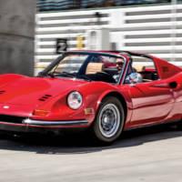 Sergio Marchionne confirm a new Ferrari Dino