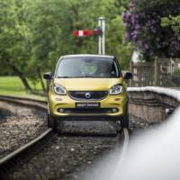Smart Forrail is the smallest train in the world
