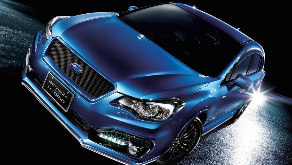 Subaru Impreza Sport Hybrid launched in Japan