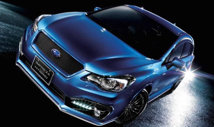 Subaru Impreza Sport Hybrid launched in Japan