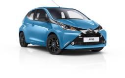 Toyota Aygo x-Cite version unveiled