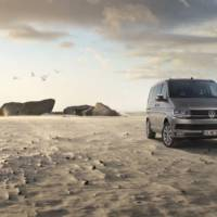 Volkswagen California T6 unveiled