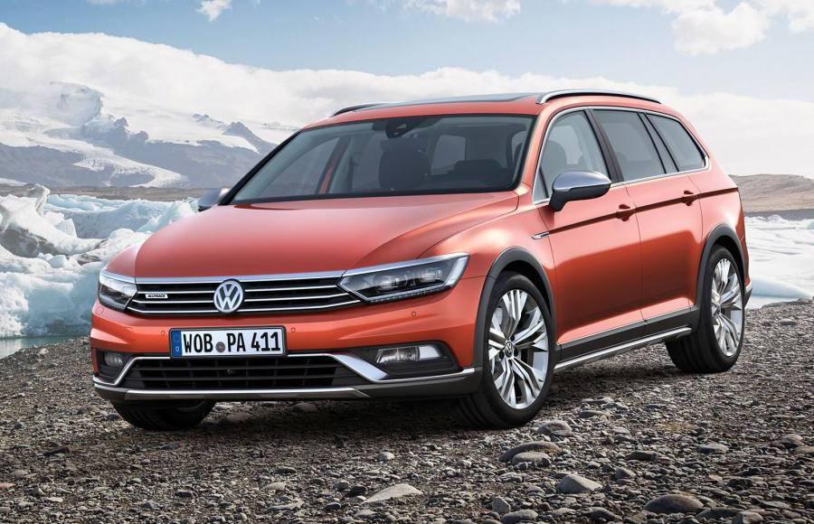 Volkswagen Passat Alltrack pricing announced