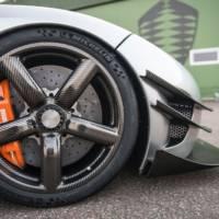 Volkswagen developing carbon fibre wheels