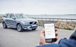 Volvo On Call app gets updated
