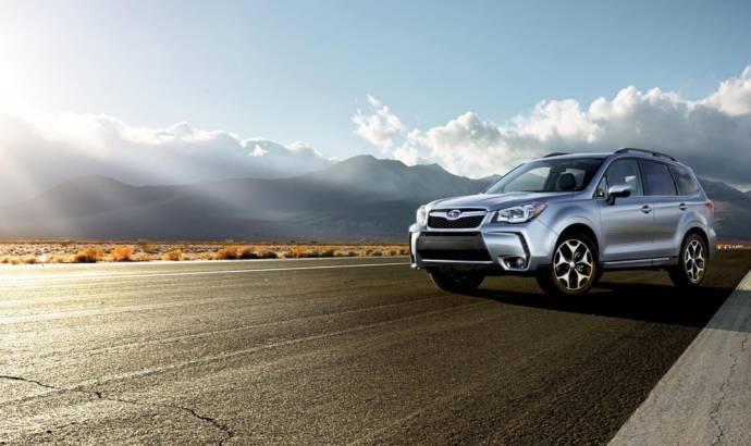 2016 Subaru Forester updated