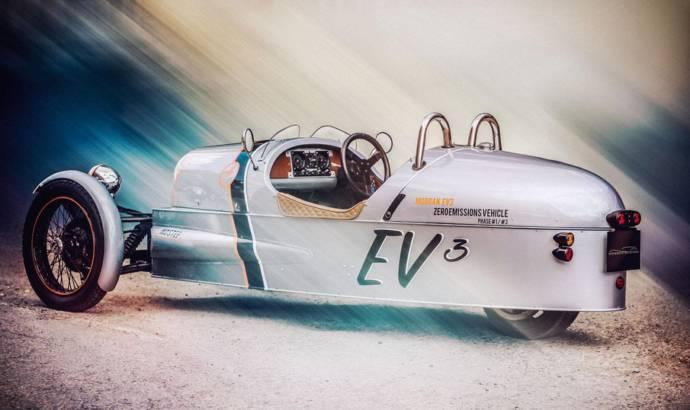 Morgan EV3 announced