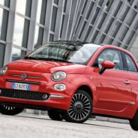 2015 Fiat 500 facelift - Official pictures and details
