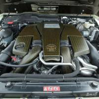 2015 Mercedes-Benz G63 AMG Sahara Edition by Mansory