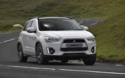 2015 Mitsubishi ASX revised and introduced in UK