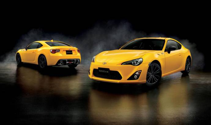 2015 Toyota GT 86 Yellow Limited - Special edition for Japan