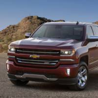 2016 Chevrolet Silverado 1500 updated