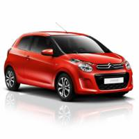 2016 Citroen C1 facelift introduced