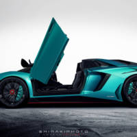 2017 Lamborghini Aventador LP 750-4 SuperVeloce Roadster - Pictures and details