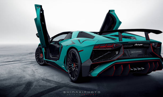 2017 Lamborghini Aventador LP 750-4 SuperVeloce Roadster - Pictures and details