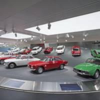 Alfa Romeo museum reopens to public