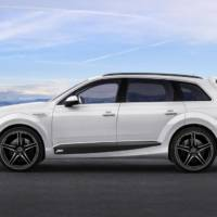 Audi Q7 first tuning programme