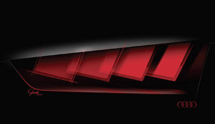 Audi to showcase OLED technology at IAA Frankfurt 2015