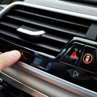 BMW Ambient Air introduced on the new 7 Series